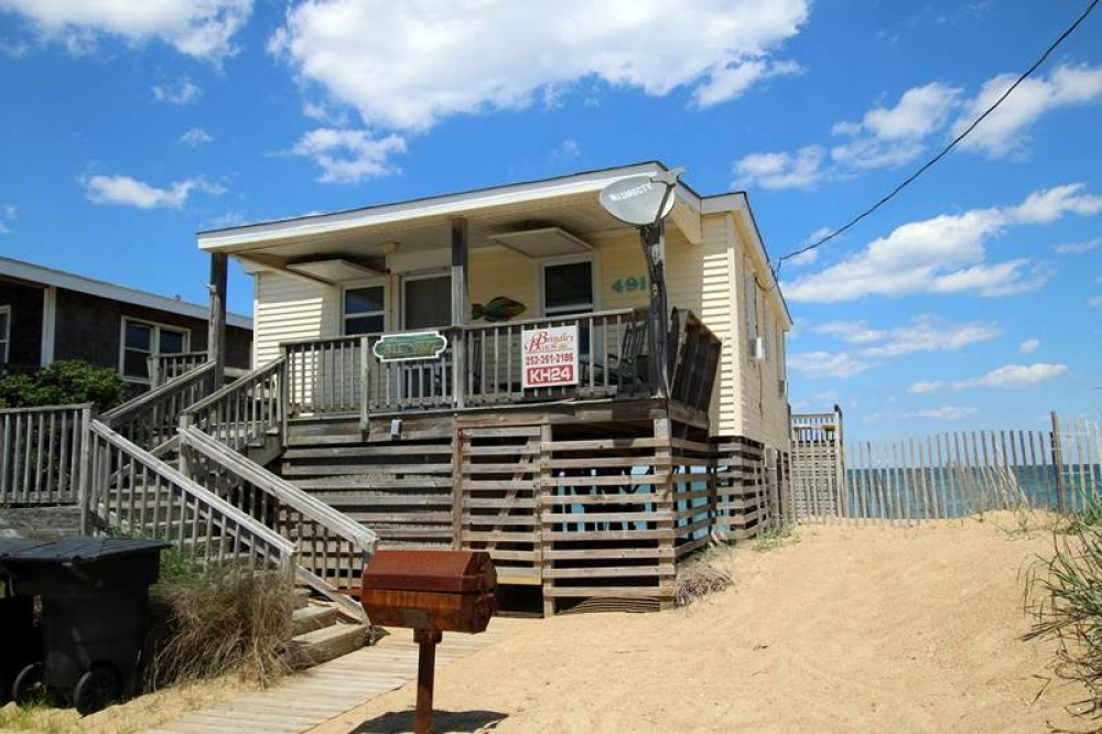 Kitty Hawk vacation rental with All Sandy
