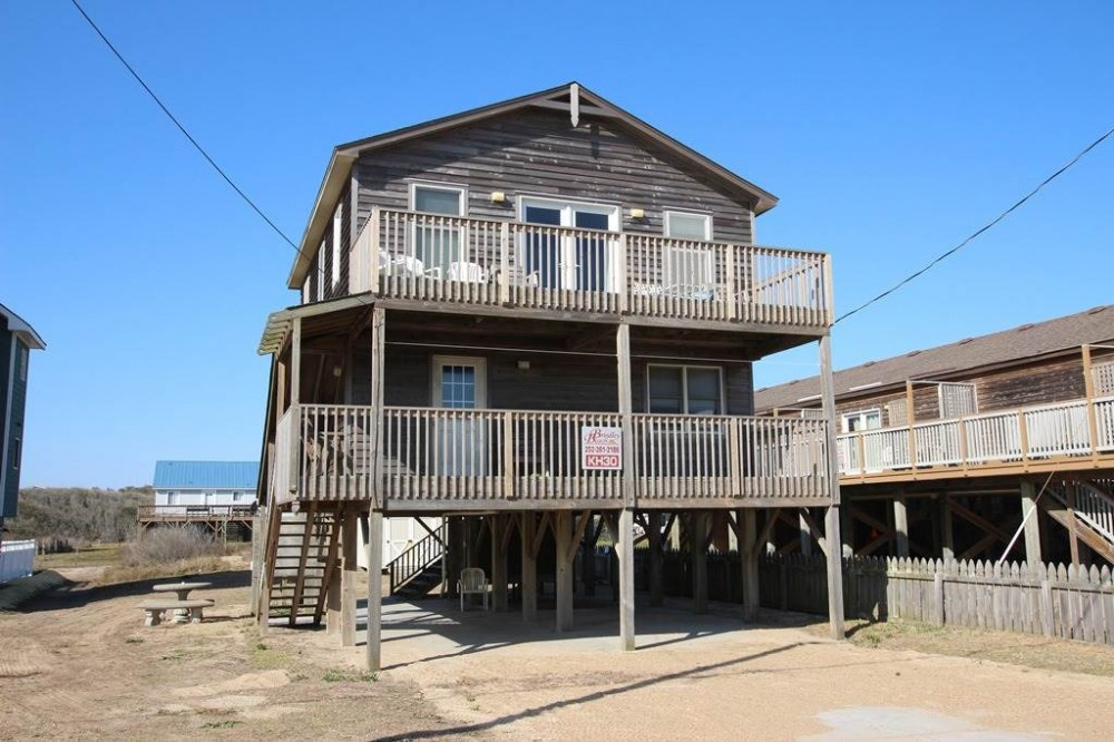 Kitty Hawk vacation rental with Mindy  s Song