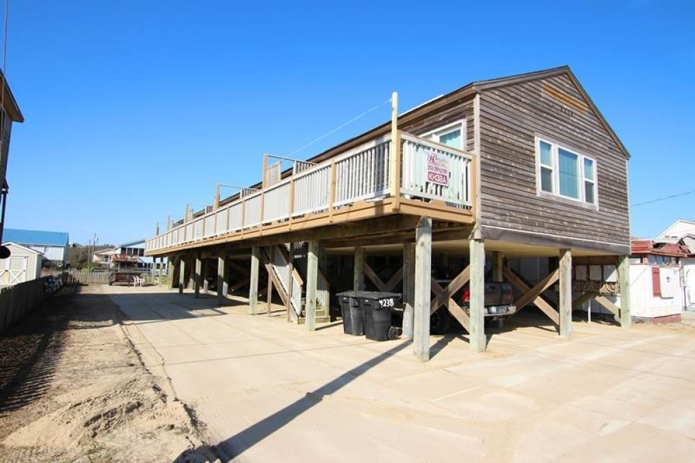 Kitty Hawk vacation rental with Windsong Condo 4D