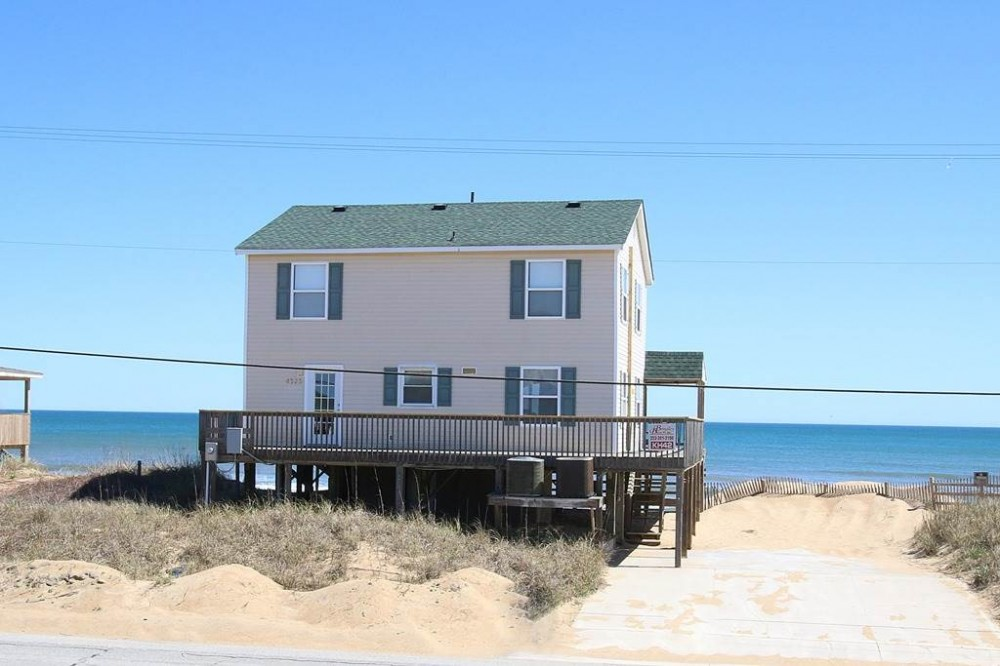 Kitty Hawk vacation rental with Sea Eagle