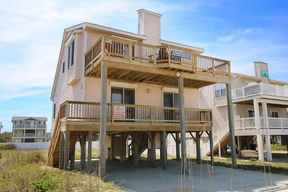 Kitty Hawk vacation rental with Dare Devil II