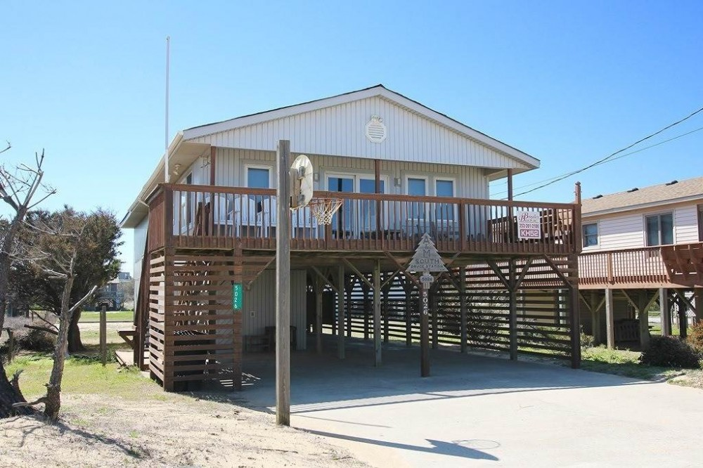 Kitty Hawk vacation rental with A M South