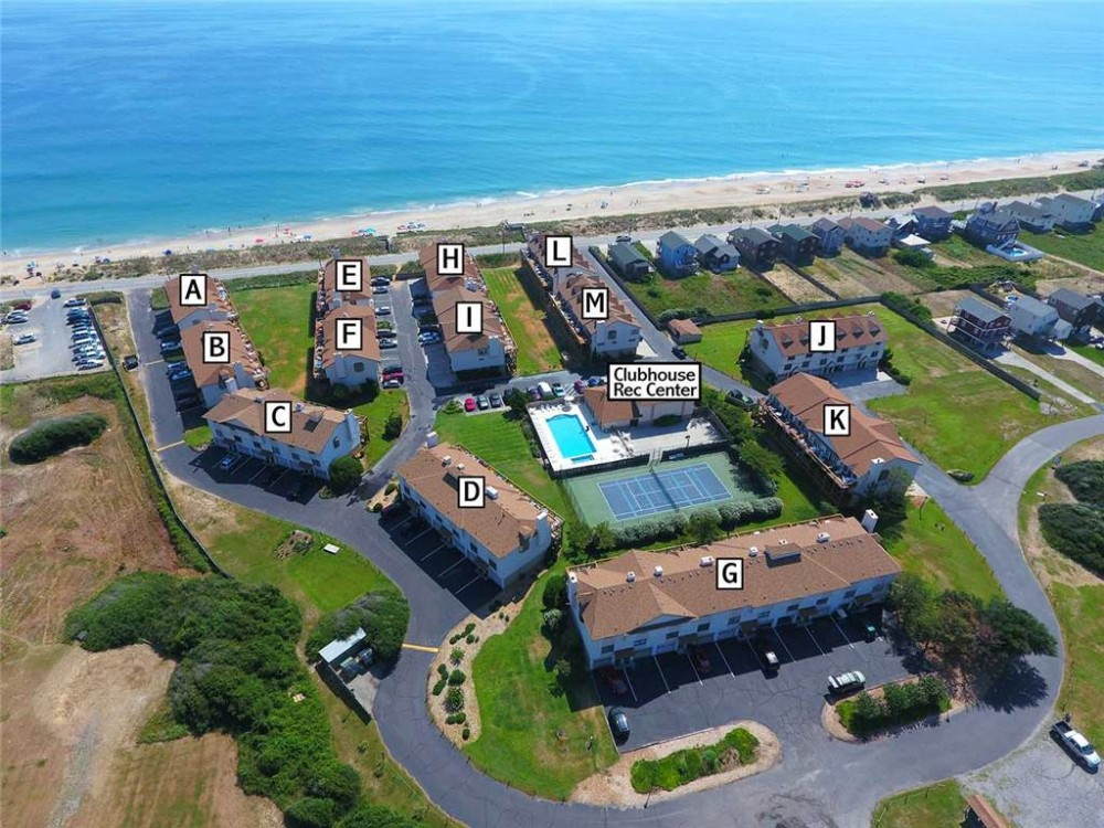 Kitty Hawk vacation rental with Sea Dunes A6