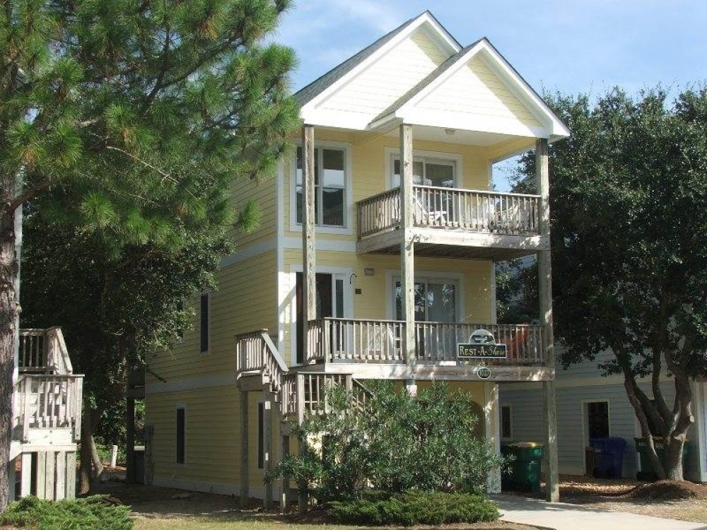 Corolla vacation rental with Rest-a-Shore