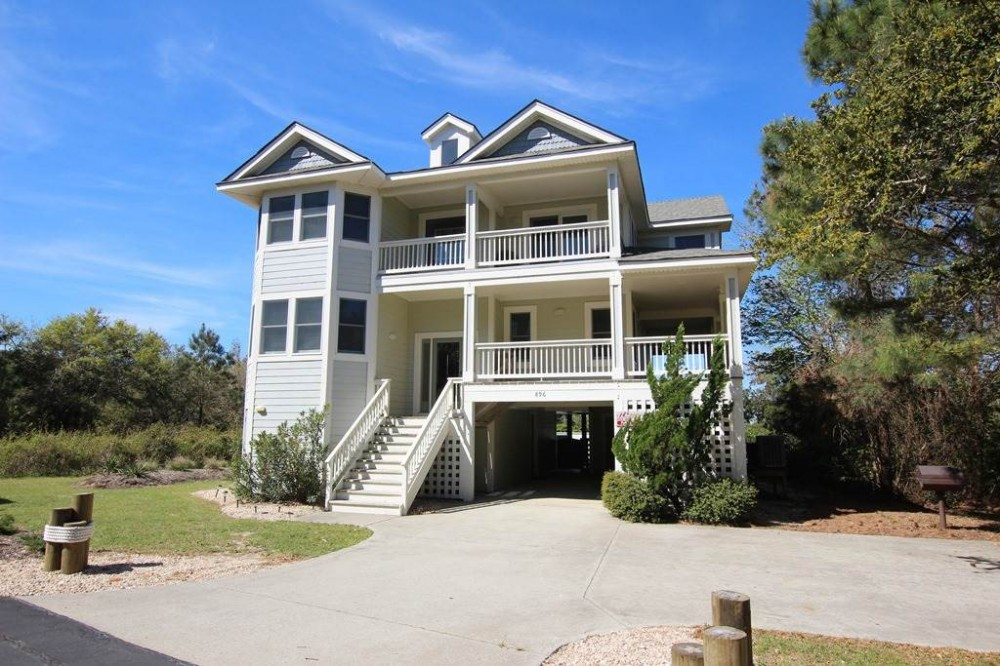 Corolla vacation rental with Eventide