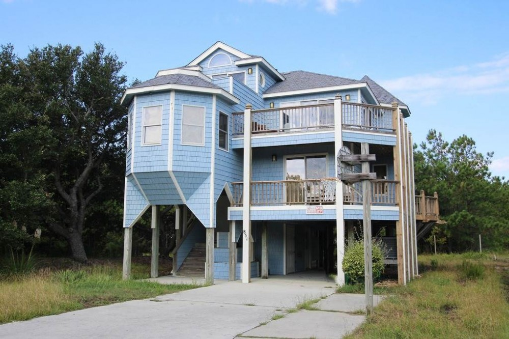 Corolla vacation rental with A Shore Thing