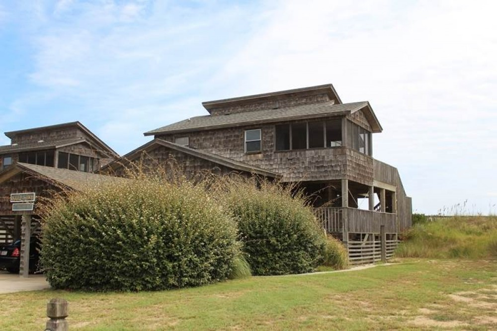 Duck vacation rental with Keep Sake