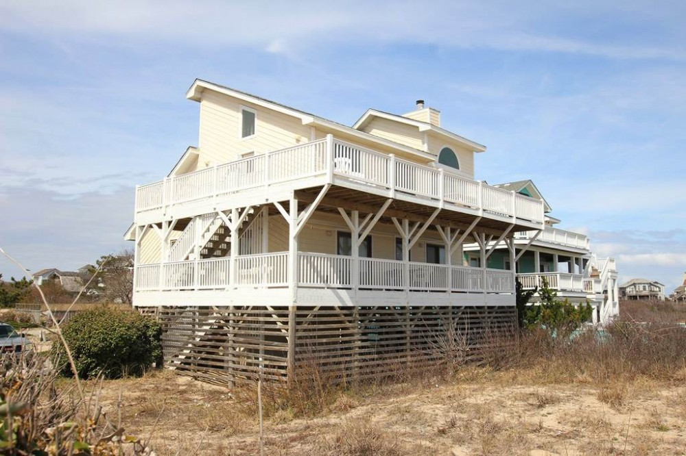 Corolla vacation rental with A Place By The Sea