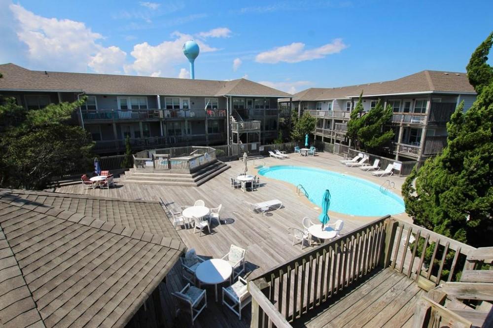 Corolla vacation rental with Carolina Sunshine