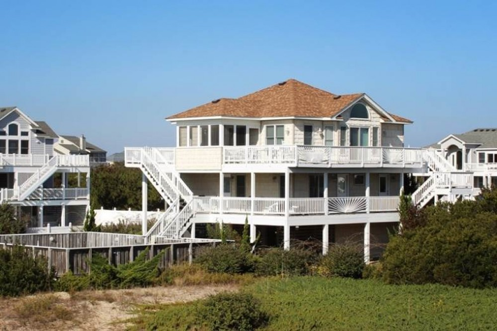 Corolla vacation rental with Ocean Pearl