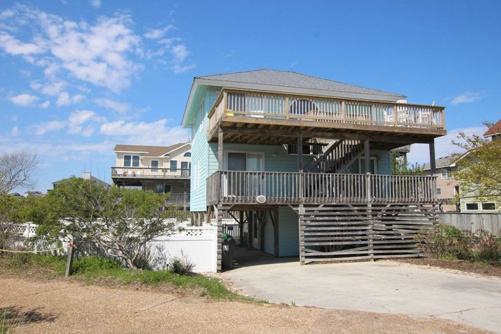 Corolla vacation rental with Sunsational