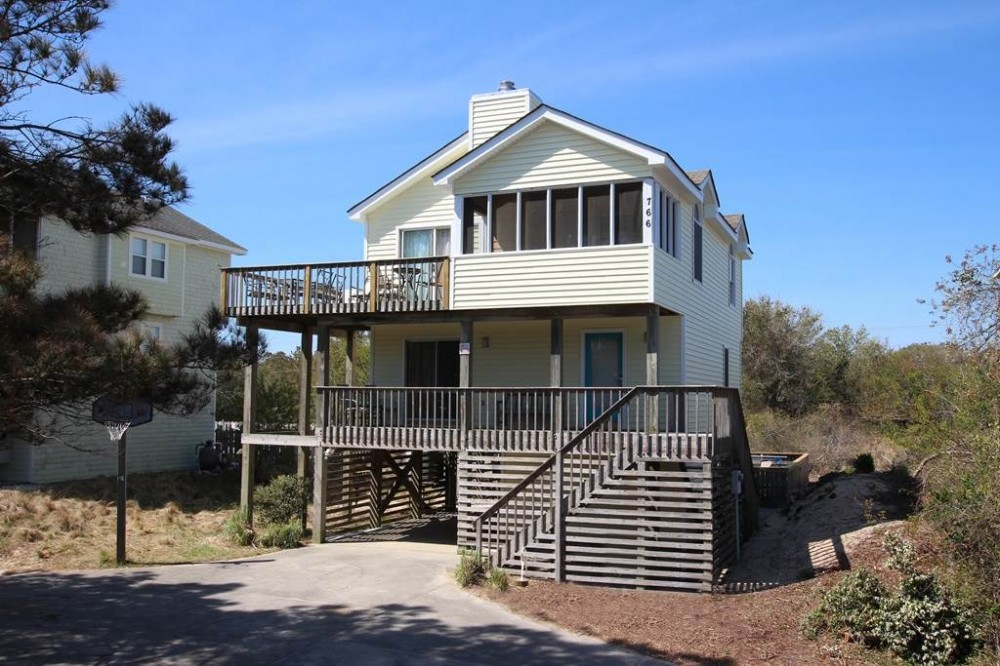Corolla vacation rental with C  s by the Sea