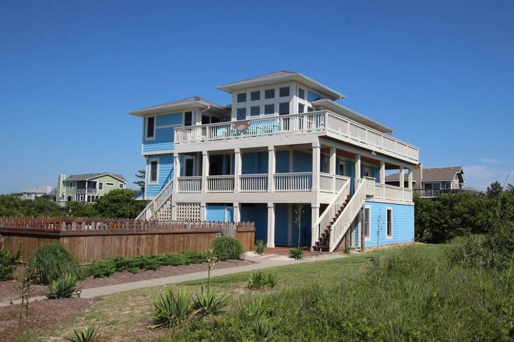 Corolla vacation rental with Belle Atlantic