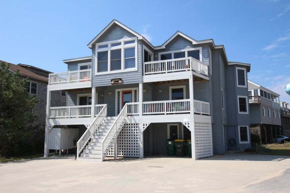 Corolla vacation rental with On Island Time