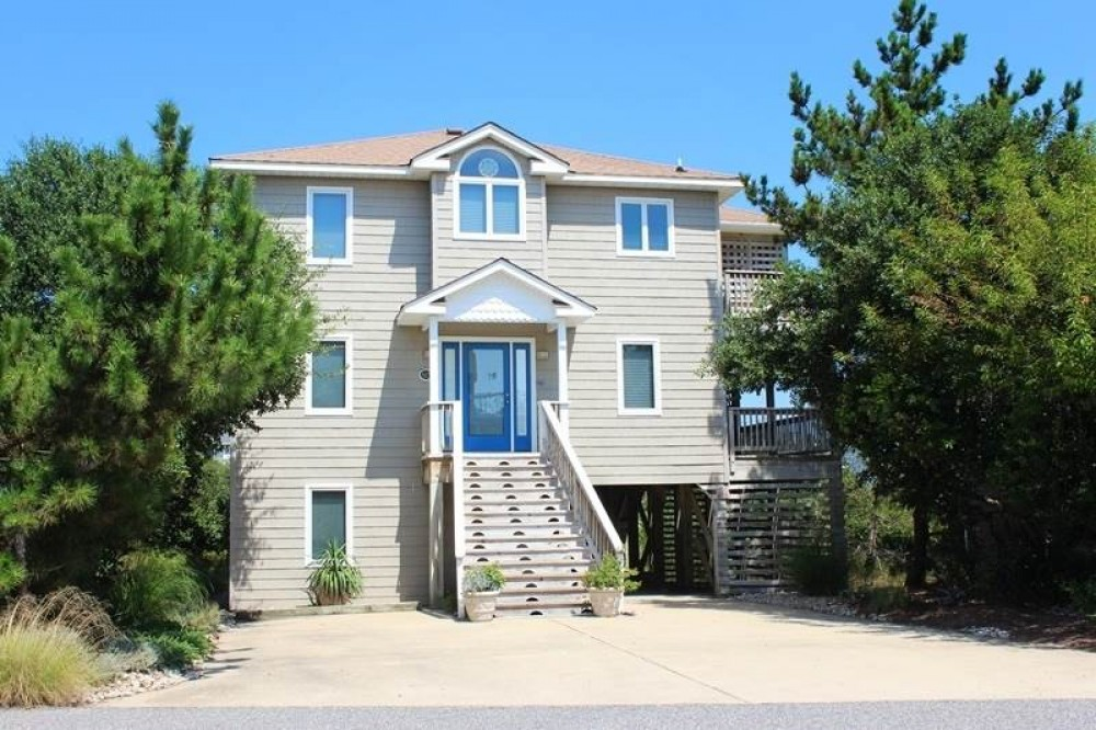 Corolla vacation rental with Starfisher
