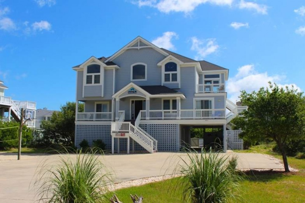 Corolla vacation rental with Paradise Cove