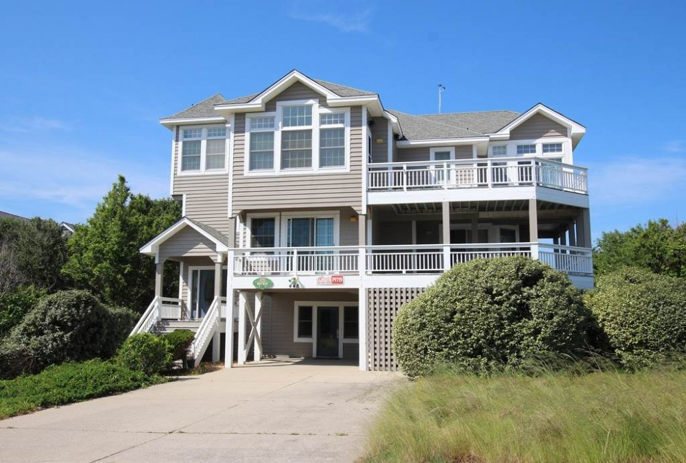 Corolla vacation rental with Irish Rose