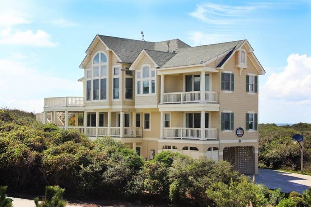 Corolla vacation rental with OBXcape