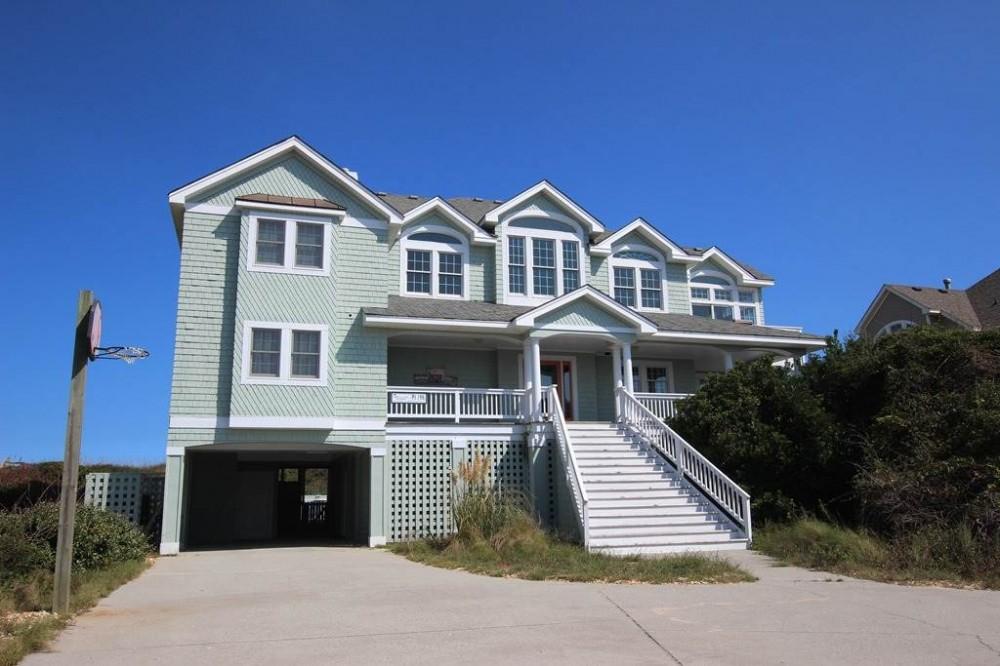 Corolla vacation rental with Key Largo