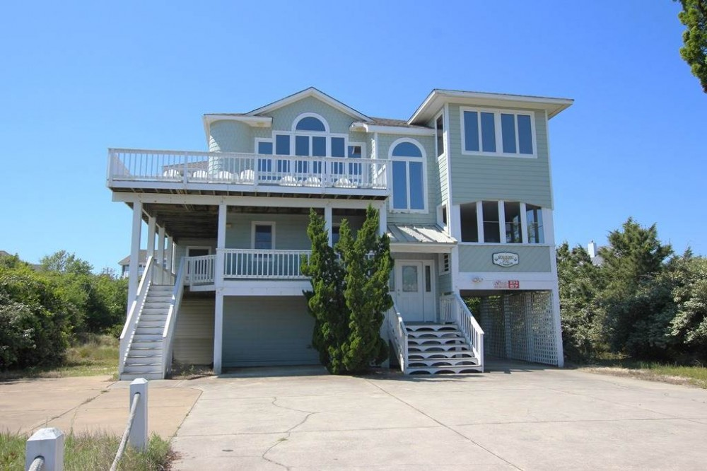 Corolla vacation rental with Summer Pal