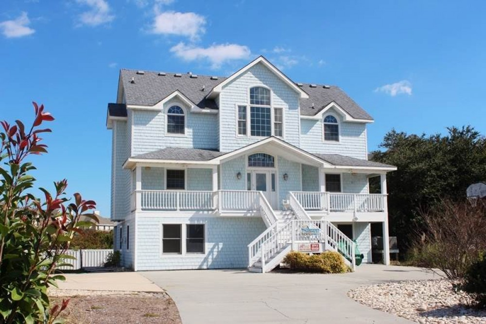 Corolla vacation rental with Ocean Harmony