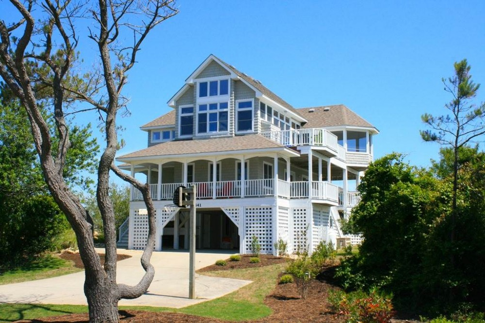 Corolla vacation rental with Without a Porpoise