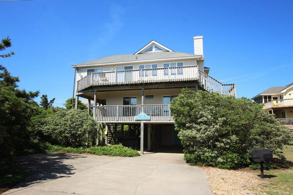 Duck vacation rental with Margaritaville
