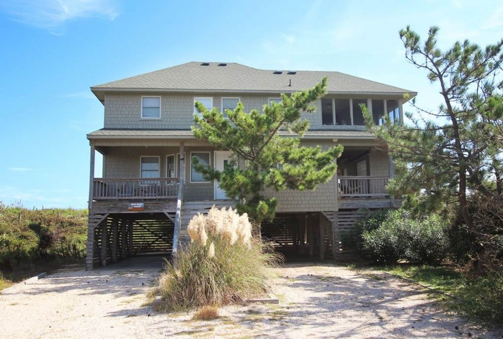 Duck vacation rental with Outer Banks Station