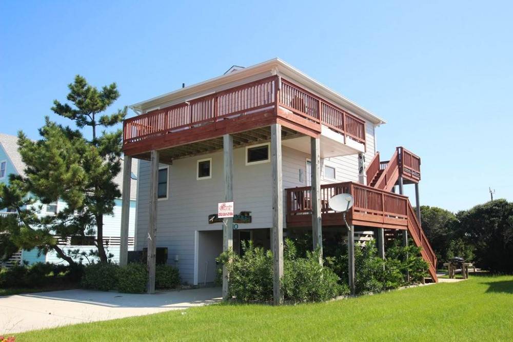 Nags Head vacation rental with Sea Sharp