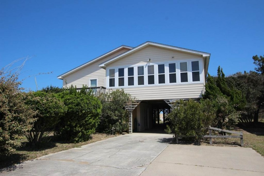 Nags Head vacation rental with Ocean Adventure