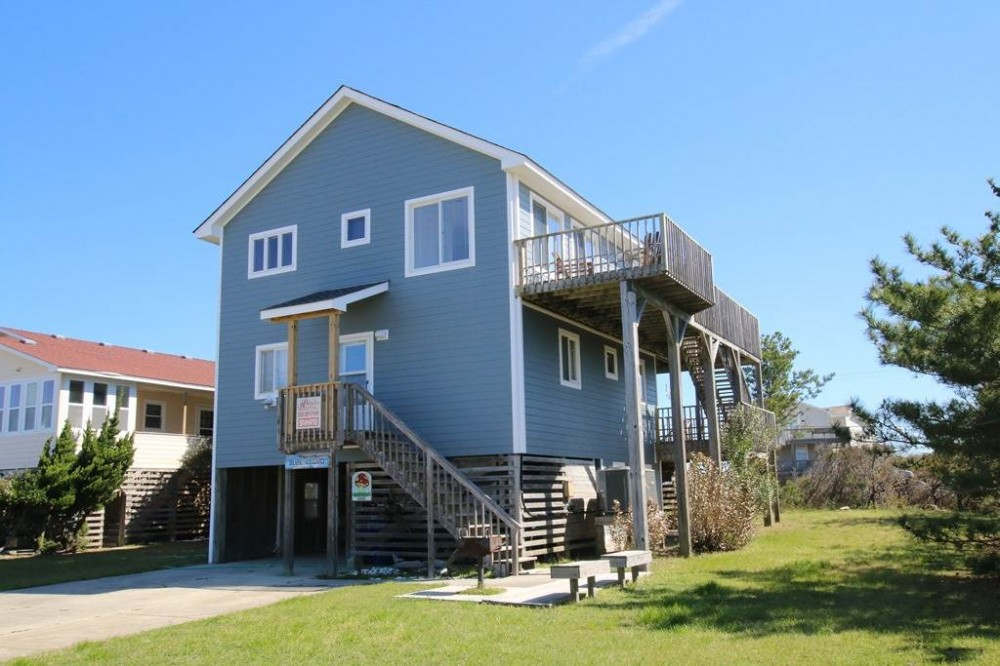 Nags Head vacation rental with Blue Cloud