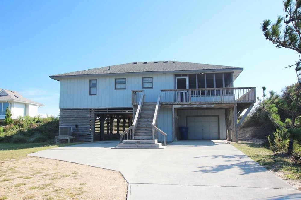 Southern Shores vacation rental with Poncho  s Villa