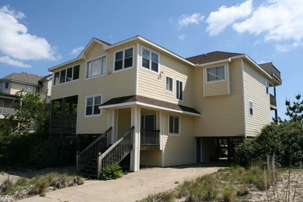 Corolla vacation rental with Break Away