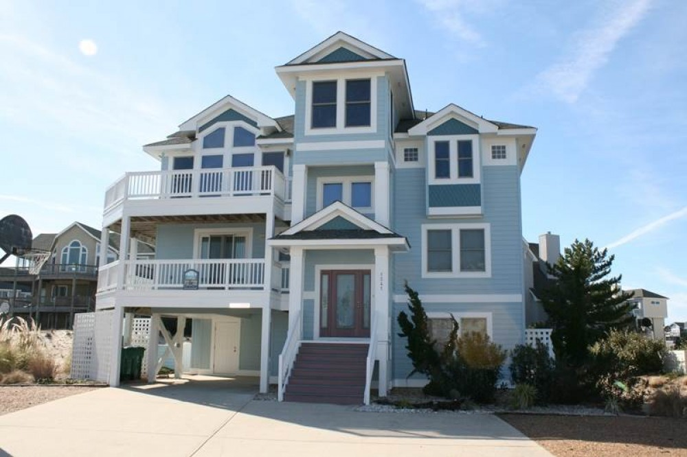Corolla vacation rental with Sea Sunsation