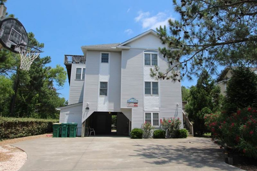 Corolla vacation rental with A Dune Deal