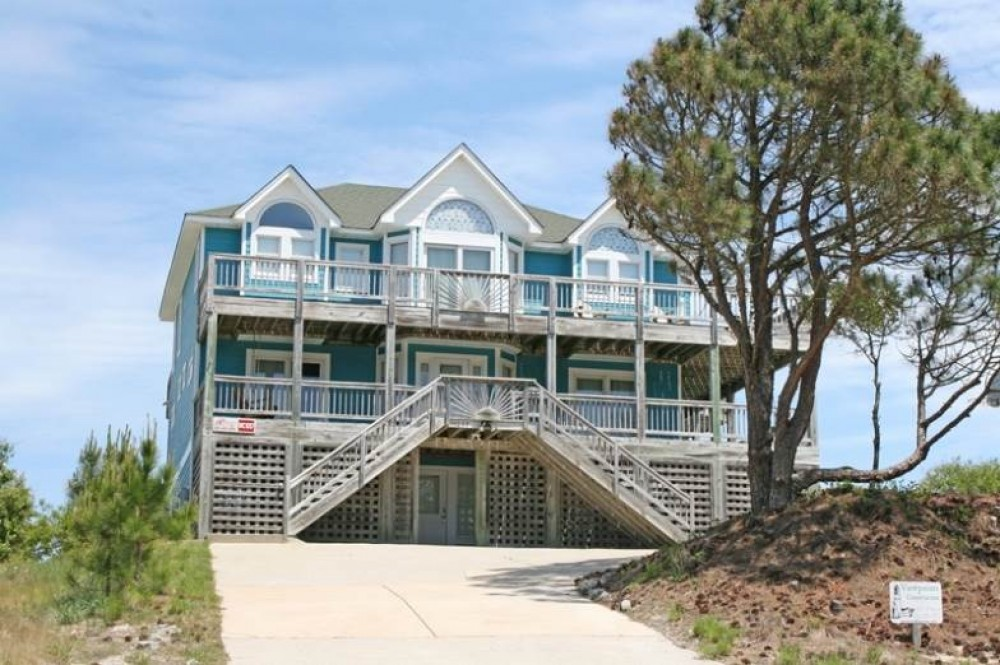 Corolla vacation rental with Maxximum Views