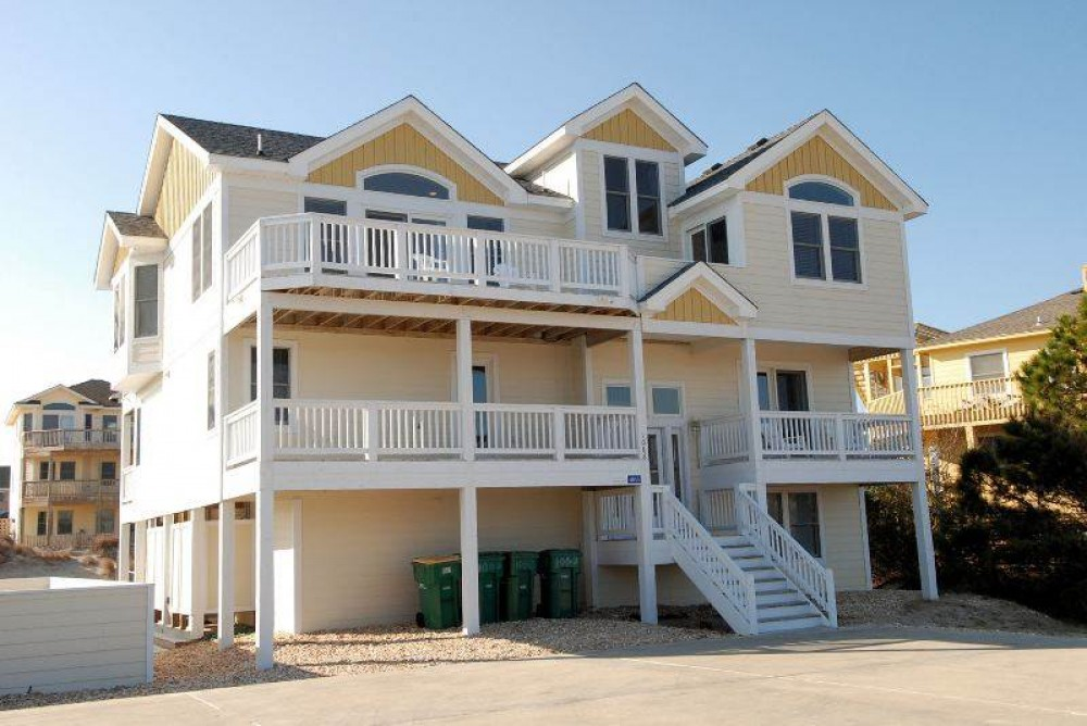 Corolla vacation rental with Cool Breeze