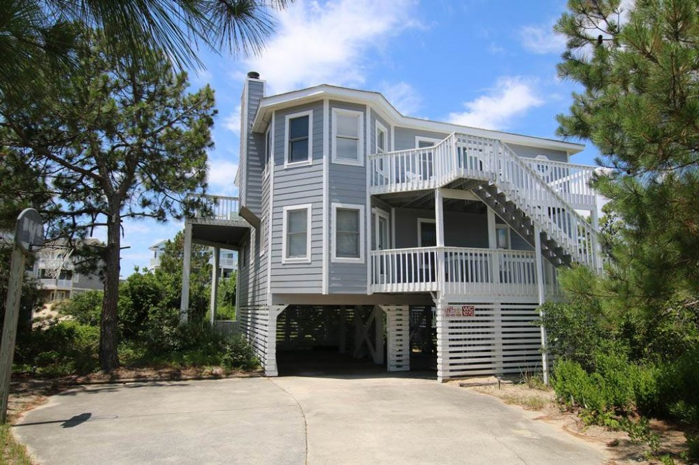 Corolla vacation rental with Always Summer