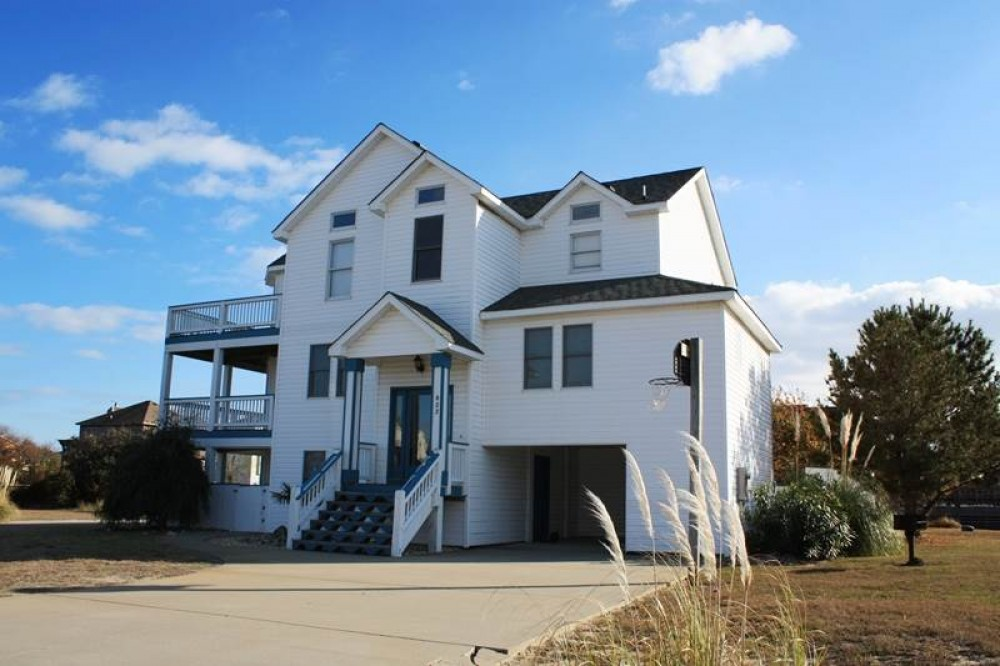 Corolla vacation rental with Cloud Nine