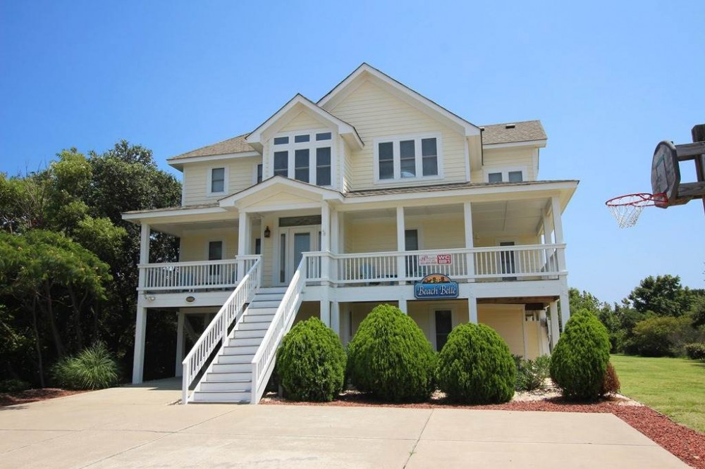 Corolla vacation rental with Beach Belle
