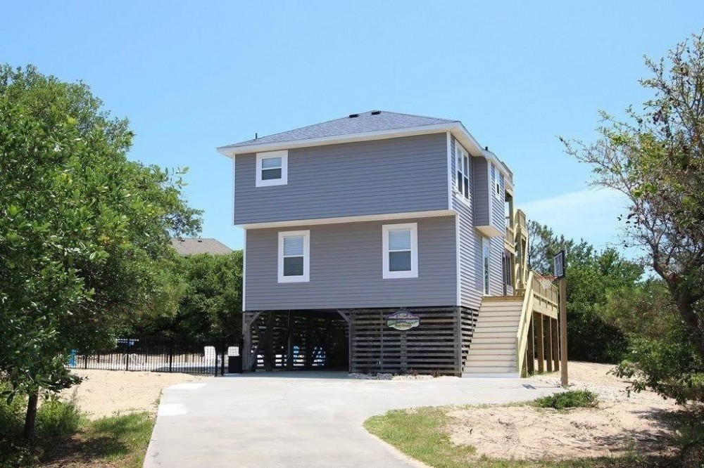 Corolla vacation rental with Easy Breezy