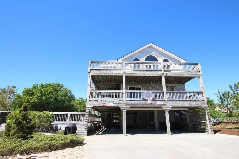 Corolla vacation rental with Sea for Miles
