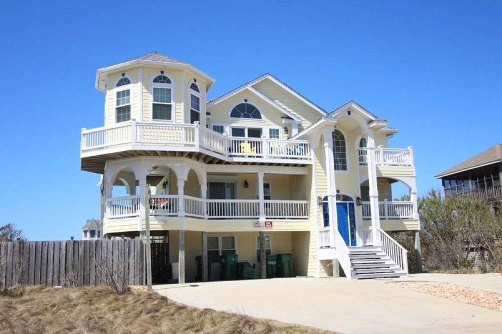 Corolla vacation rental with Footloose
