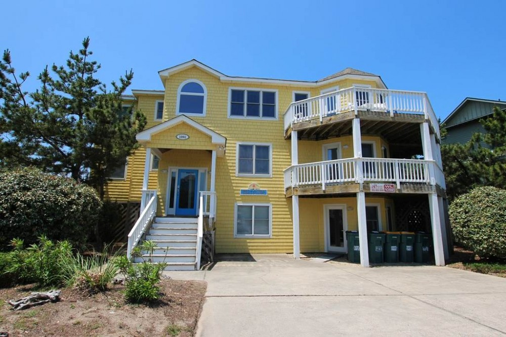 Corolla vacation rental with Maritime