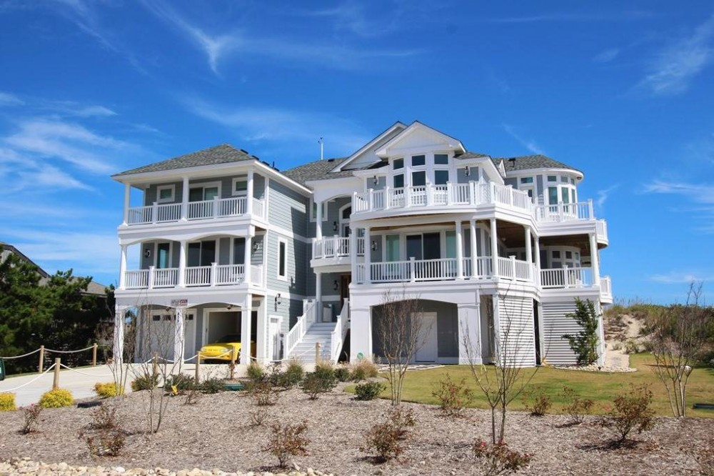 Corolla vacation rental with Sea Fore Ever