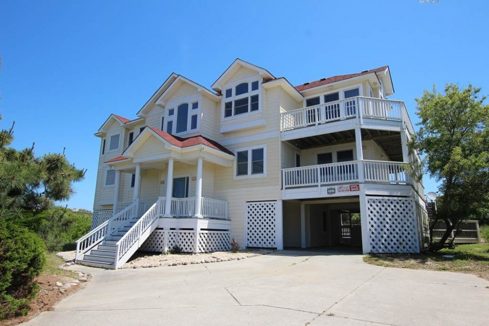 Corolla vacation rental with Sweet Dreams