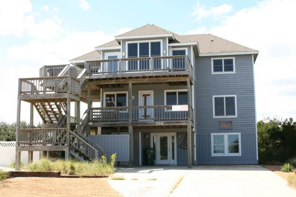 Corolla vacation rental with Shore-ly Blessed
