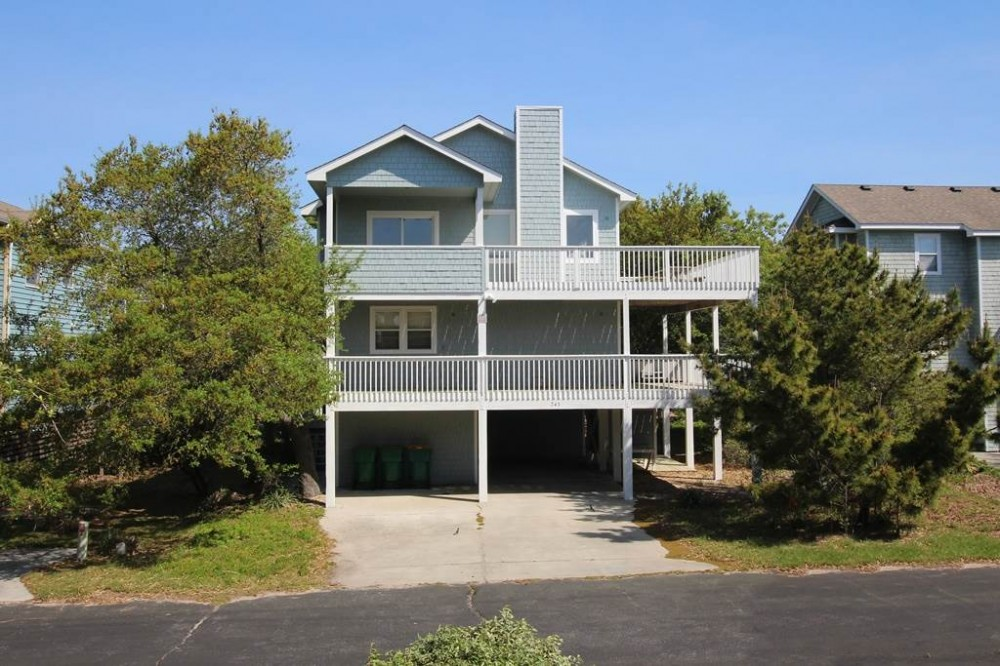 Corolla vacation rental with Paws in The Sand