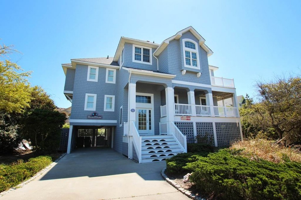 Corolla vacation rental with Blessed 4 Shore