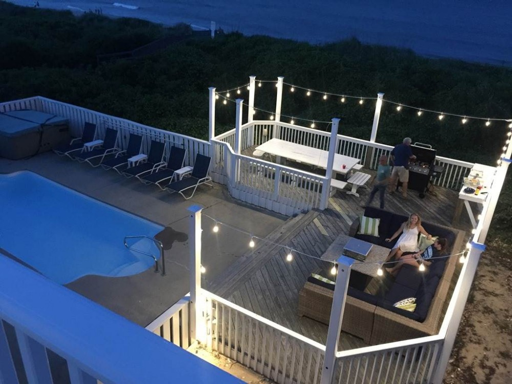 Corolla vacation rental with Family Tides